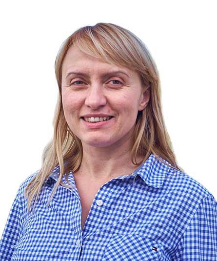 Олександра Бакланова