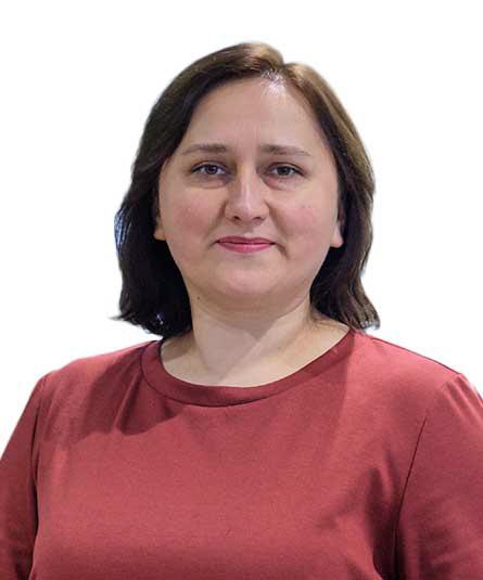 Оксана Кушнірецька